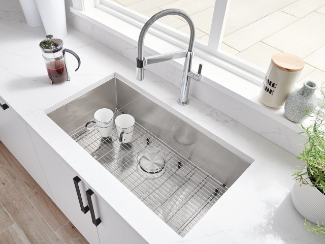Stainless Steel Kitchen & Laundry Sinks | BLAN