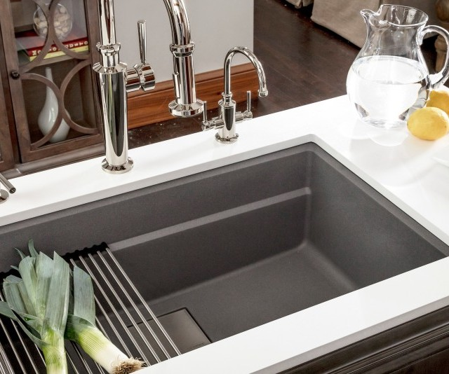 Granite Sinks | Granite Kitchen Sinks | Franke Kitchen Syste