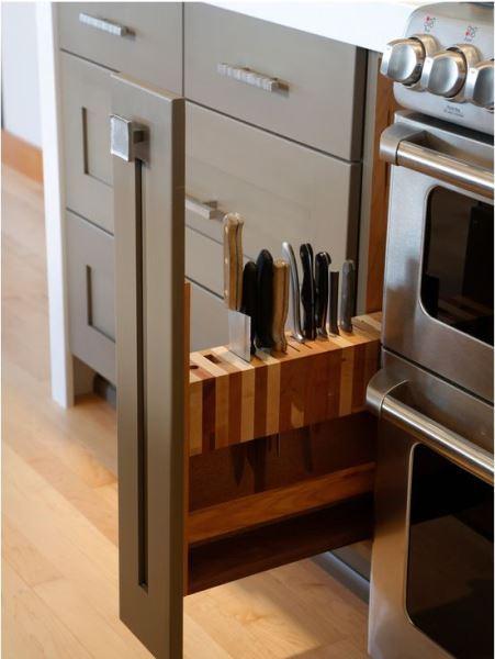 Modern Kitchen Storage Ideas Improving Kitchen Organization and .