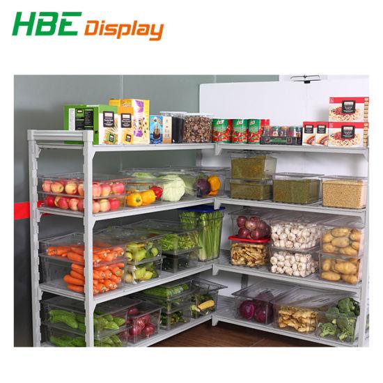 China Restaurant Kitchen Storage Equipment Environmental Plastic .