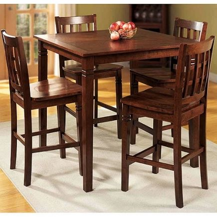 Walmart Kitchen Table Sets | Small dining sets, Dining table in .