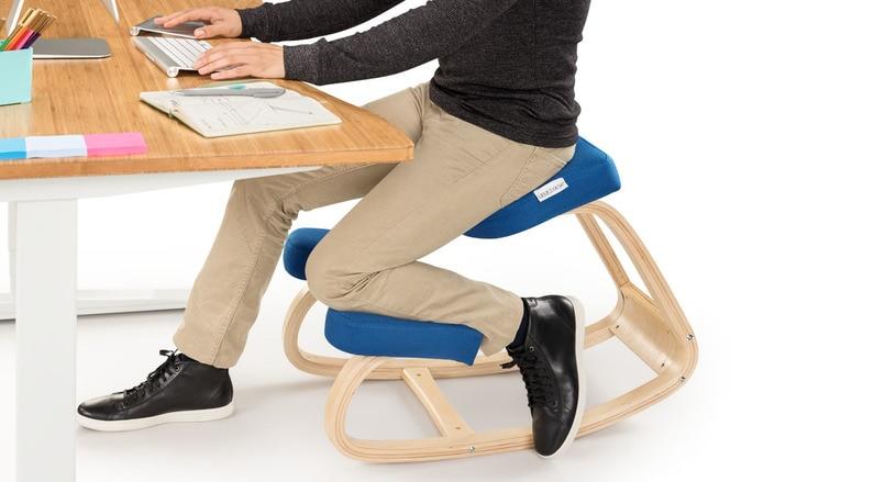 Ergonomic Kneeling Chair by UPLIFT De