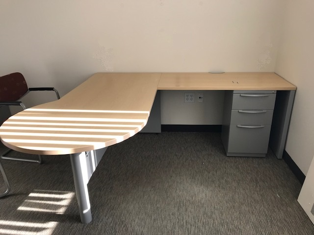 Haworth L-Desk - Office Furniture Albany, NY | Workstation .