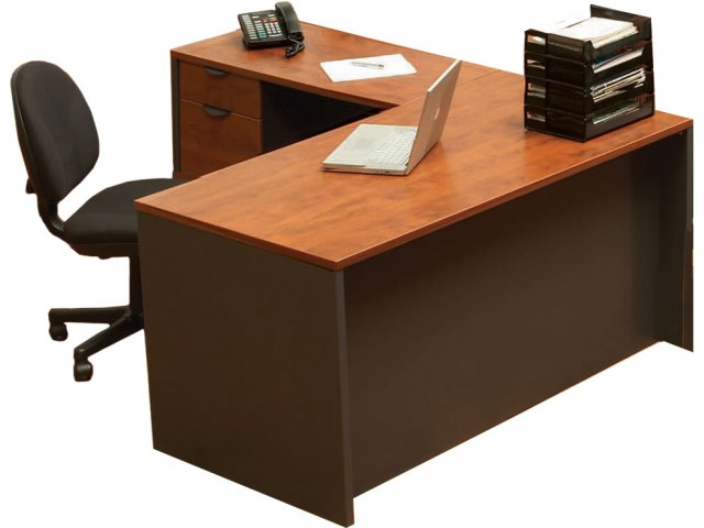 Library L-Desk CLF-204L, Office Des