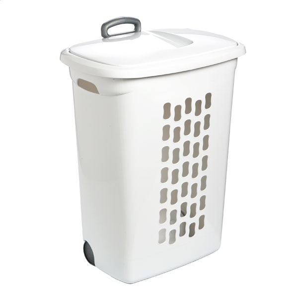 Rolling Hamper with Wheels | The Container Sto