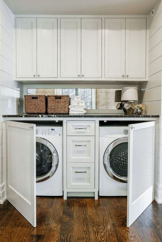120-Small-Laundry-Room-Ideas-You-Need-To-Know-Page | Laurel Ho