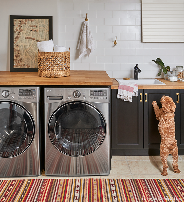 Laundry Room Makeover and Designs by Carpet O