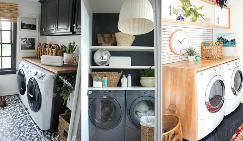 10 Laundry Room Ideas You'll Love | Birkley Lane Interio