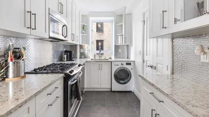 9 Small Laundry Room Ideas for the Tiniest of Apartments .