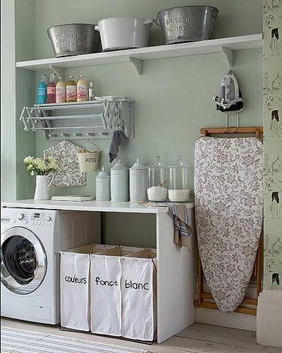 Ikea Laundry Room Ideas … | Dream laundry room, Laundry room .