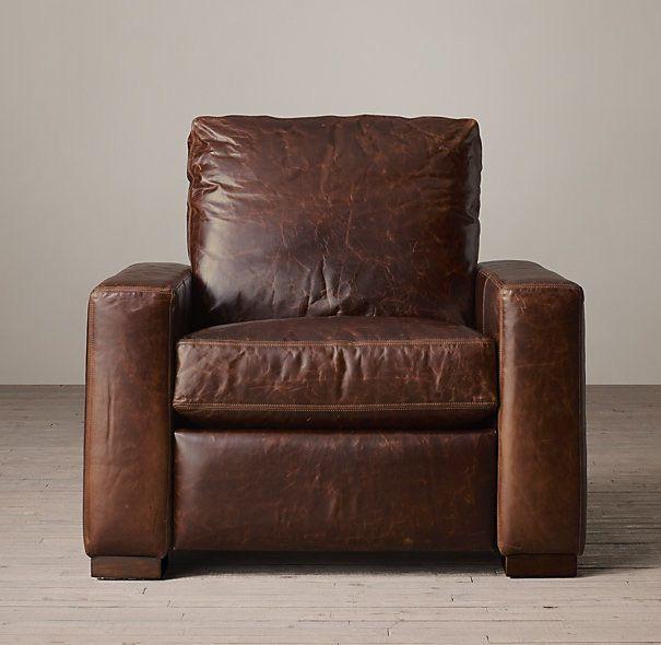 5 Beautiful Modern Recliners | Modern recliner, Leather recliner .