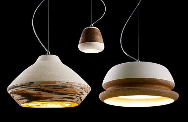 Lamps by Light Design Studio Ili
