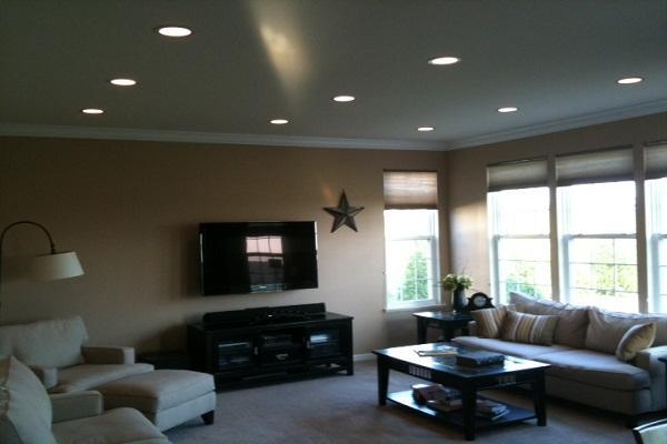 Ideas For Recessed Lighting In Living Room | Best Info Onli
