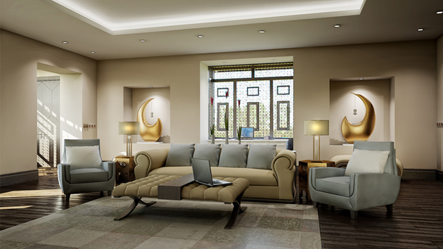 Living Room Lighting Ideas That Creates Character And Vibe - SIRS-E