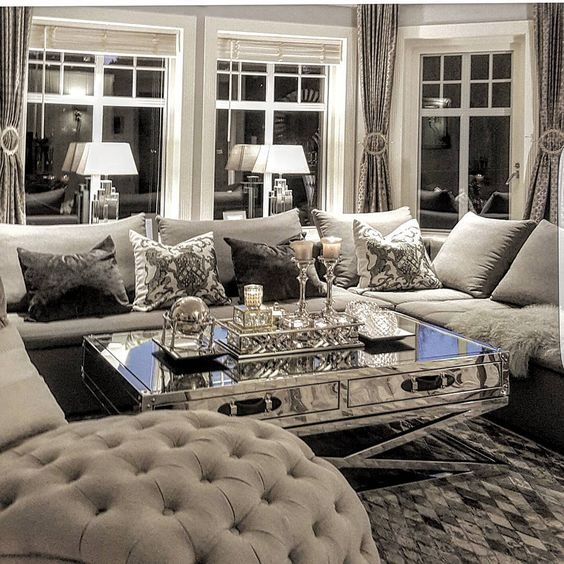 How to Style a Coffee Table in Your Living Room Decor | Glam .