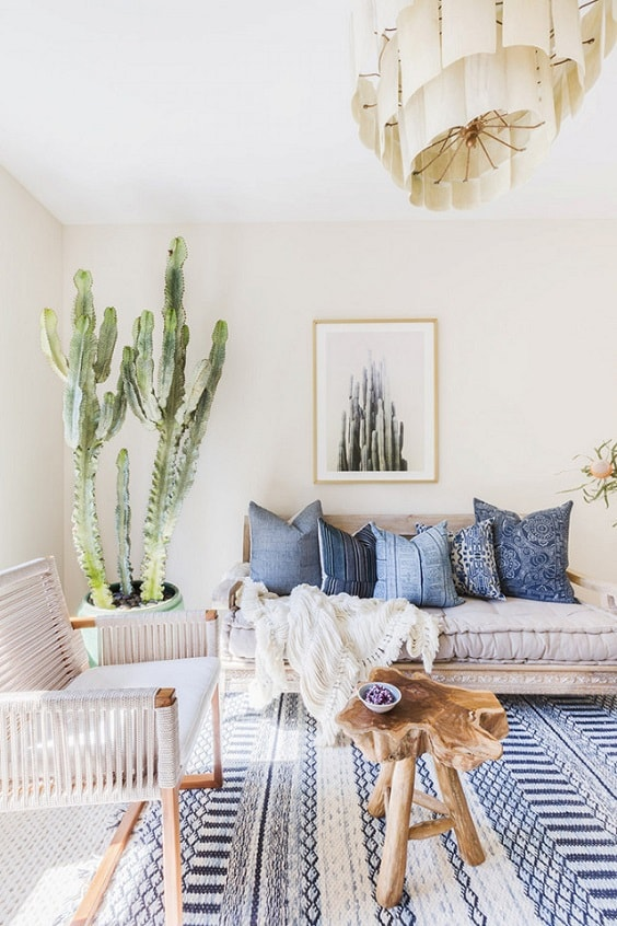 30 Most Eclectic Boho Living Room Decoration Ideas on A Budg