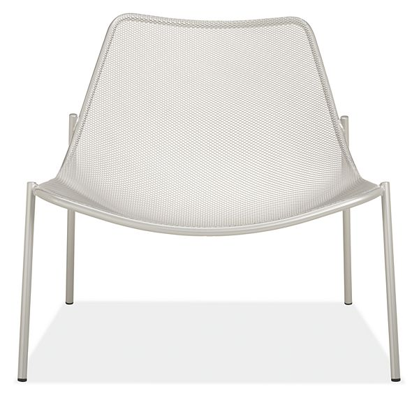 Soleil Outdoor Lounge Chair - Modern Outdoor Chairs & Chaises .