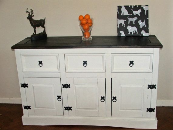 painting mexican pine furniture - Google Search | Pine furniture .