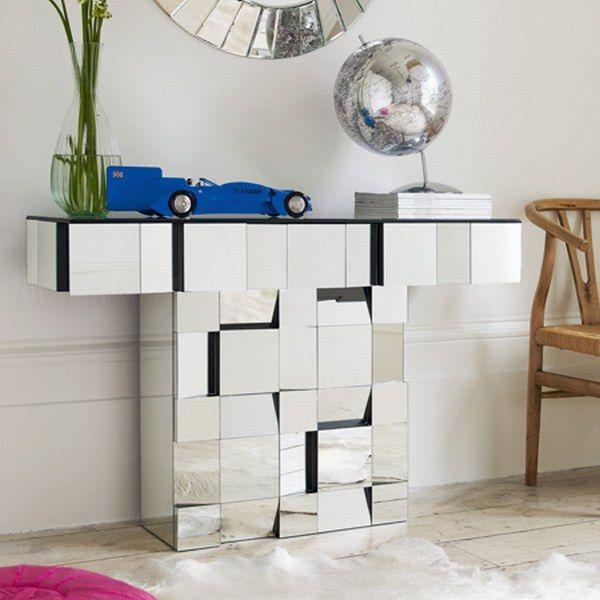 interior design dreams: Mirrored Furniture : Think It Will Ever .