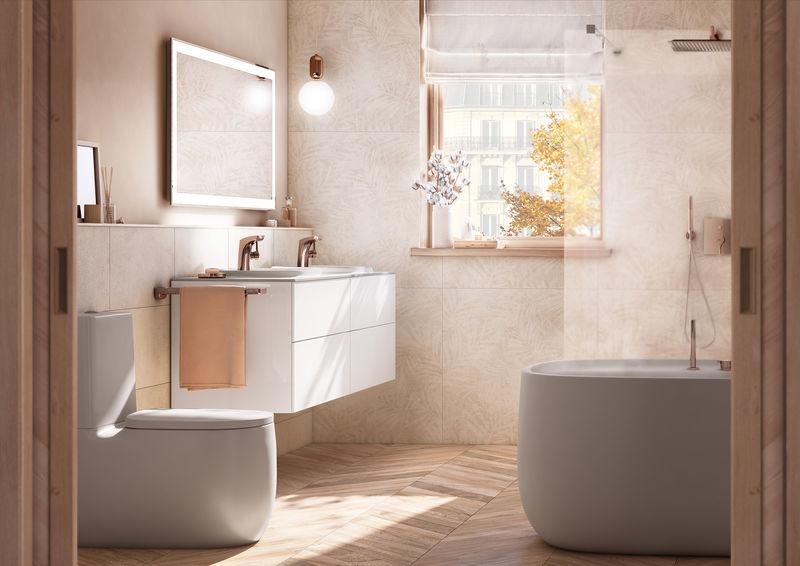 Innovative Modern Bathroom Designs : Bathroom Materia