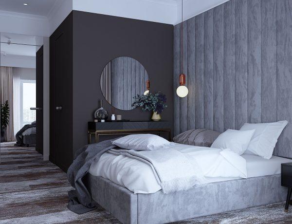 mid-century modern lighting – Bedroom Ide