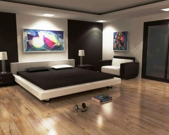 18 Best Modern and Stylish Bedroom - Architecture and Interior .