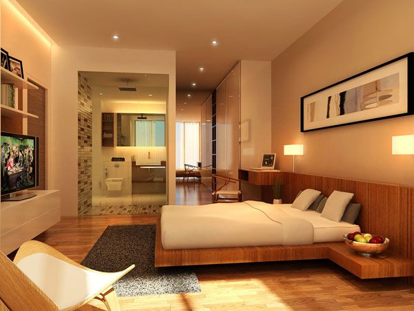 12 Modern Bedroom Design Ideas For a Perfect Bedroom | Freshome.c