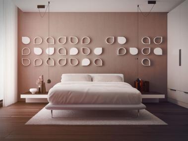 Simple Modern Bedroom Design – HOMIFI