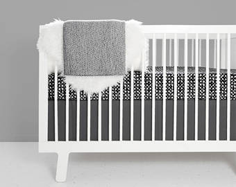 OLLILIME Modern Crib Bedding & Nursery Accessories by olliandli