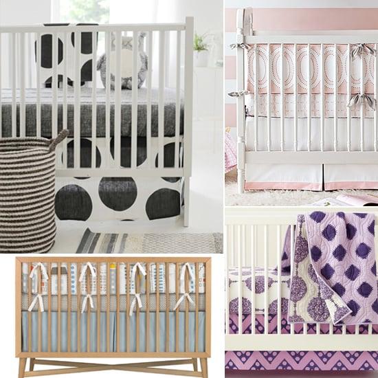 Modern Crib Bedding | POPSUGAR Fami