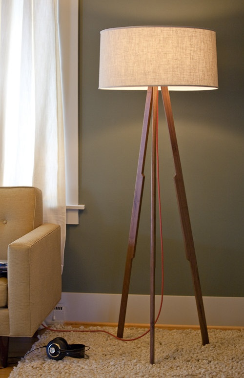 Modern, Contemporary and Vintage Floor Lighting Fixtures .