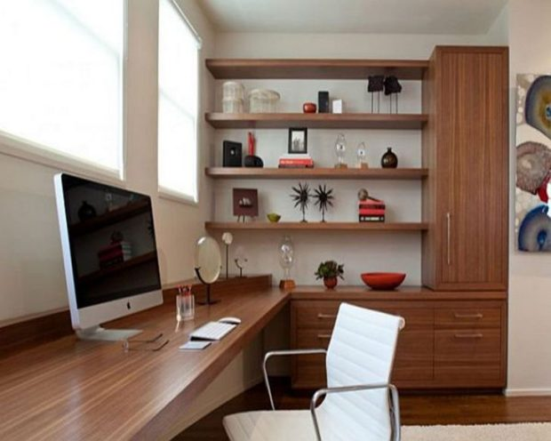 18 Gorgeous Small Home Office Design Ideas To Make You More Focus .