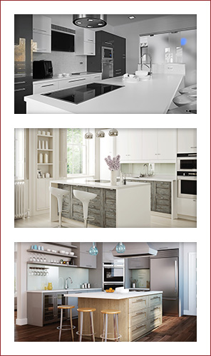 Modern Kitchen Cabinets - Get The Contemporary, European Look You .