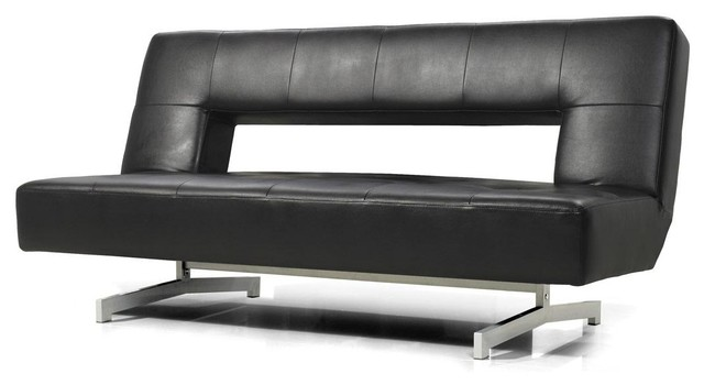 Modern Sofa Beds Made Of Leather Materia
