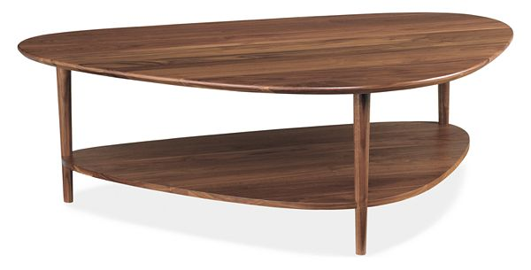 Gibson Coffee Table - Modern Coffee Tables - Modern Living Room .