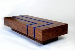 Modern Contemporary Thoughtwood Coffee Table | Interior Designing .