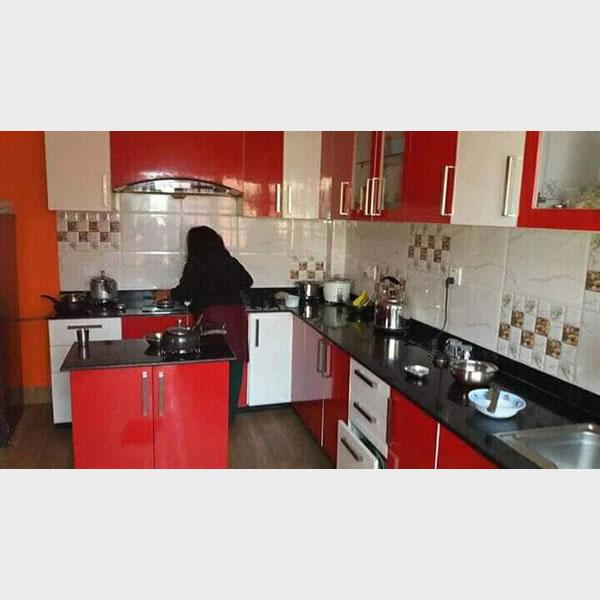 Simple Modular Kitchen Design 1 – Pashupatikitchen