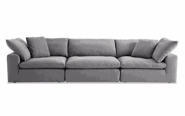 Dream Gray Modular Sofa | Bobs.c