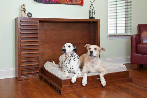 Murphy Bed for Dogs - Pet Beds that Don't Take Up Spa