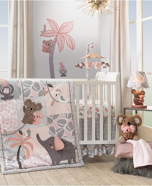 Lambs & Ivy Crib Bedding Set Collection & Reviews - Bed in a Bag .