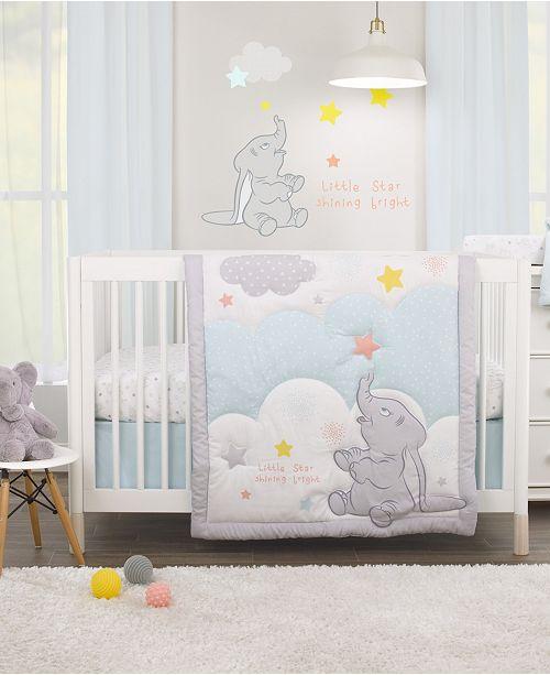Disney Disney Dumbo 3-Piece Crib Bedding Set & Reviews - Bedding .