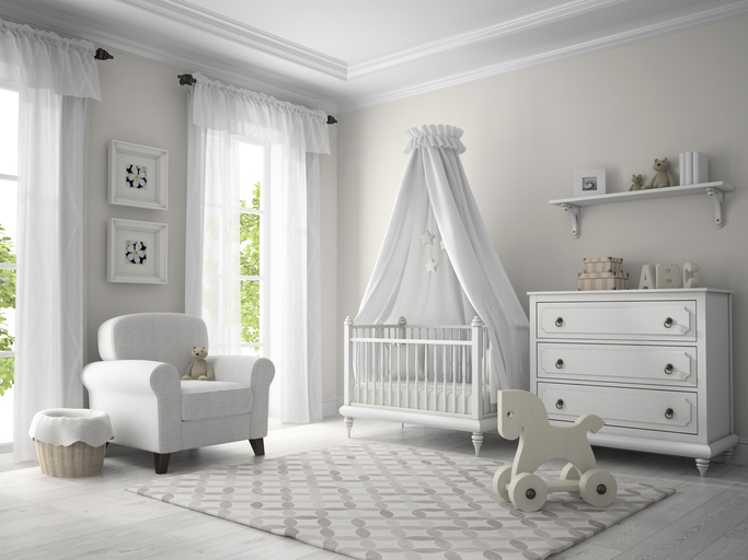 Curtains and Window Treatments for Your Baby's Nurse