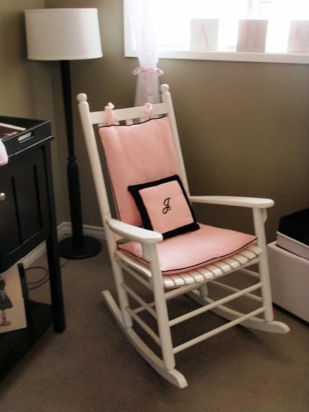 rocking chair cushions for nursery | , nursery, friend's nursery .