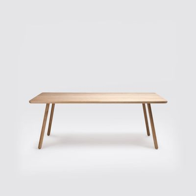 Small Oak Dining Table One by Another Country for sale at Pamo