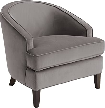 "Amazon.com: Sunpan 5West Occasional Chairs, 32"" x 32"", Grey ."
