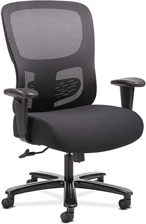 Amazon.com: Sadie Big and Tall Office Computer Chair, Height .