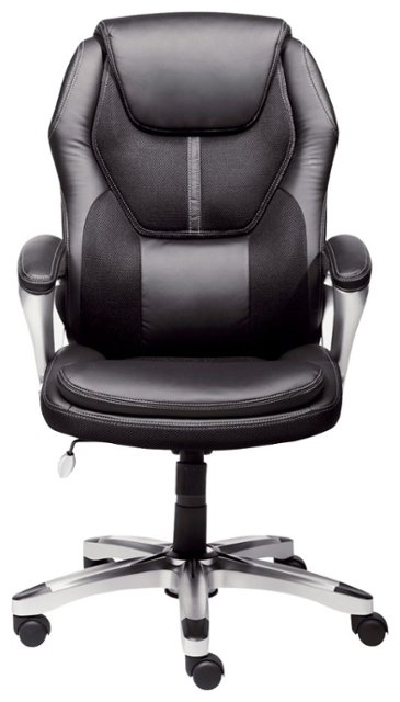 Serta Executive Office Chair Black 43673 - Best B