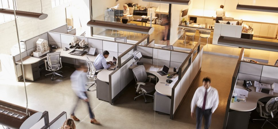 Here's How Your Office Design Affects Your Job Satisfaction | Inc.c