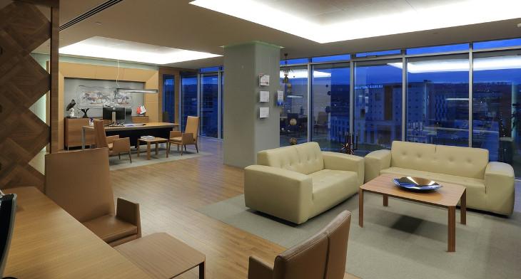 21+ Corporate Office Designs, Decorating Ideas | Design Trends .