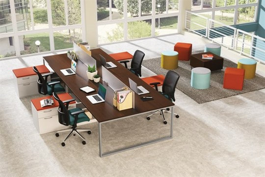 Modern Office Design Ideas for Creating a Meeting Spa